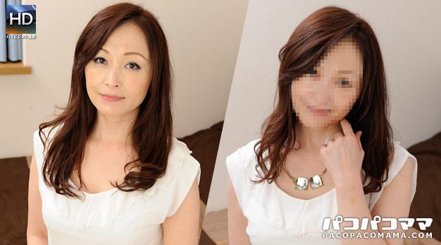 Pacopacomama  012611_290 Miyama Ranko Suppin Mature Woman Beautiful Witchs Real Face