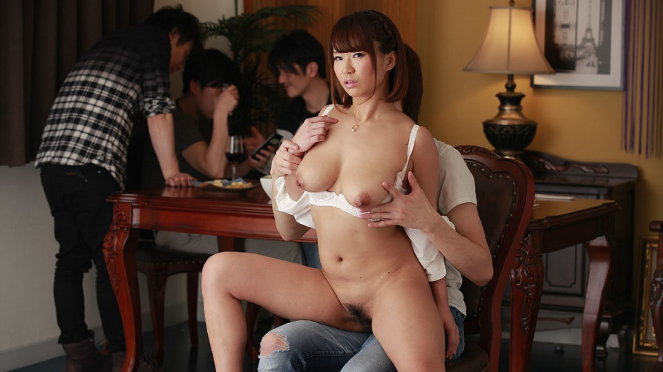 Caribbeancom 052220-001 Okamoto Riina Orgy NTR At A Drinking Party