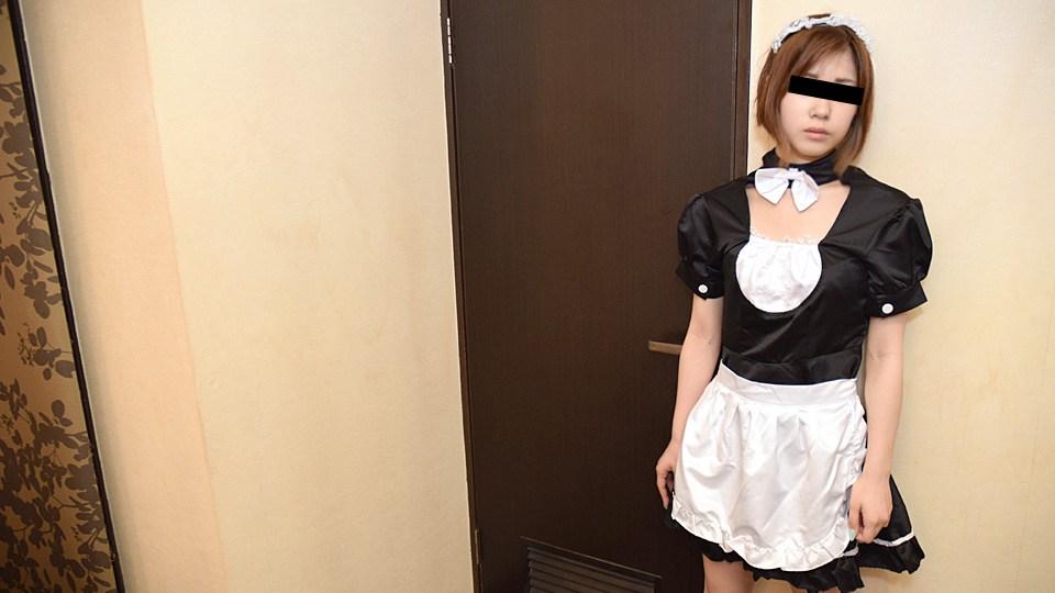 10Musume 010620_01 Yoshie Yamada Miss Deriheru is a big service in maid costume