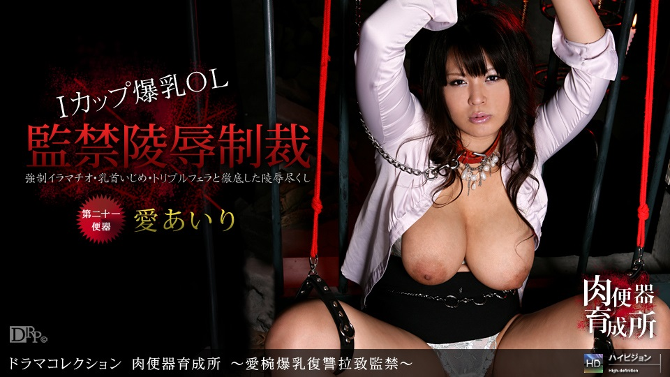 1Pondo 112410_973 Ai Airi Ai Airi Meat Urinal Breeding Center-I Cup Tits OL