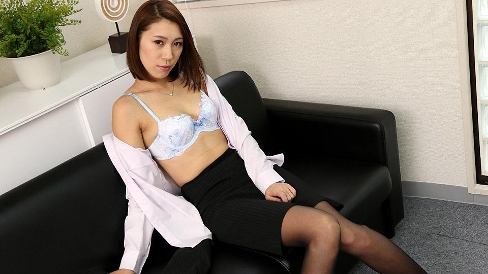 1Pondo 092817_586 Mayumi Hamada Beauty president race queen pillowed