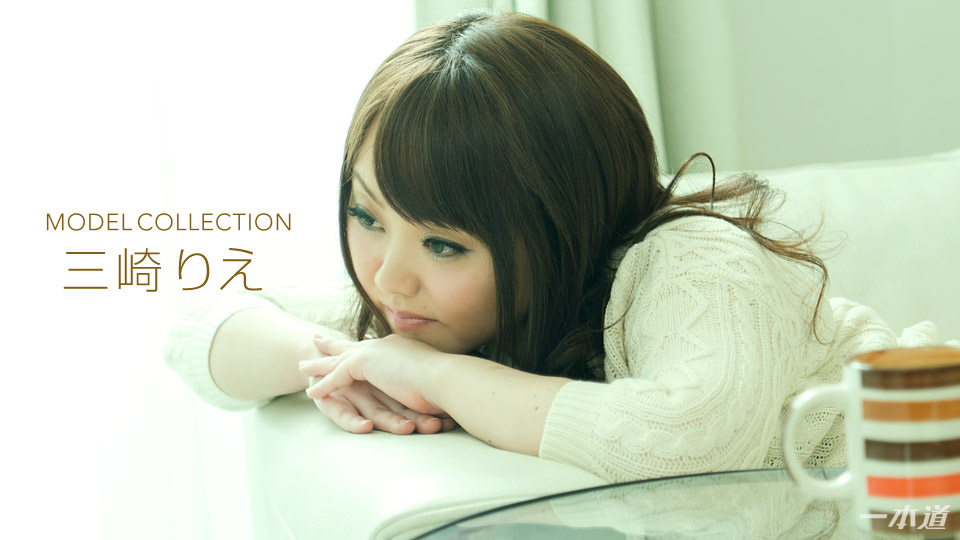 1Pondo 111417_605 Rie Misaki Foto