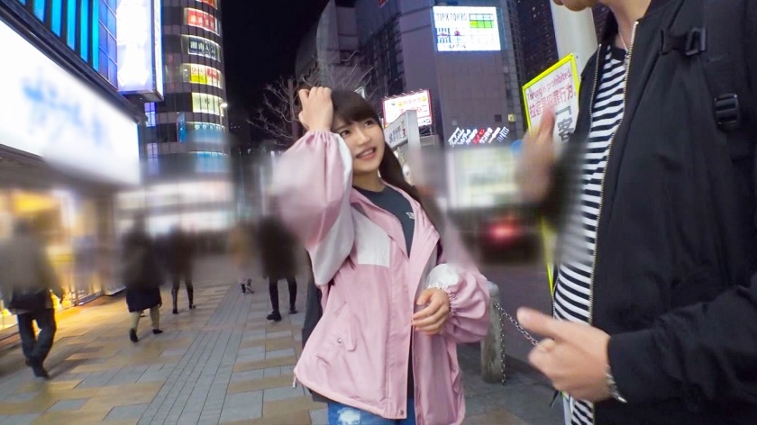 200GANA-2269 Seriously Nampa first shooting. 1470 twin tails is cute healing girl! Processing is crazy feeling