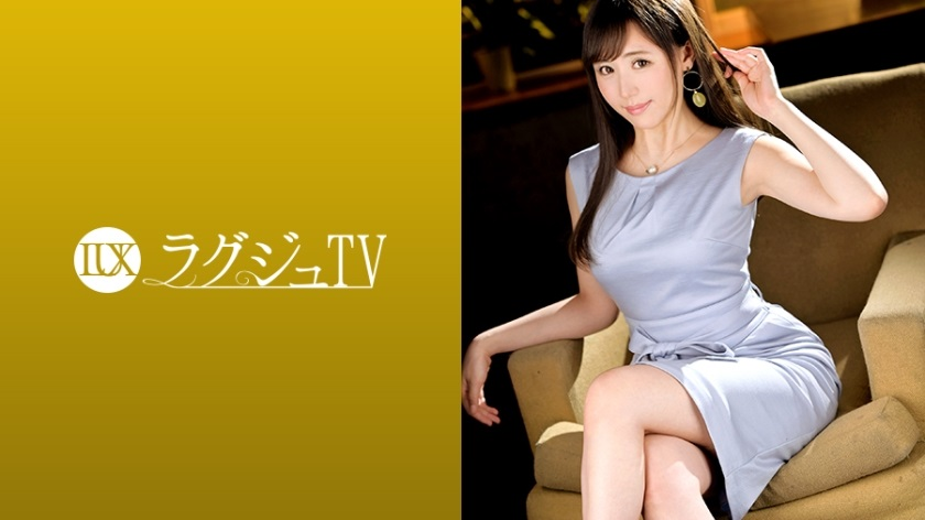 259LUXU-1262 Former model's beauty president appeared in AV to change the life of work only
