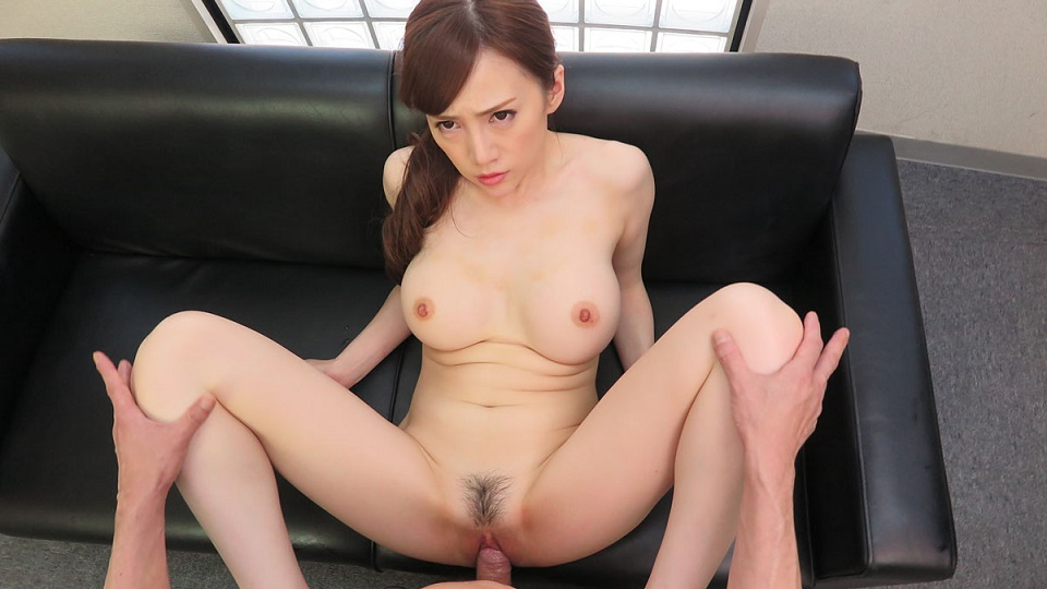 Carib 040618-636 Sumire Mika Sexual Harassment From A Woman Boss