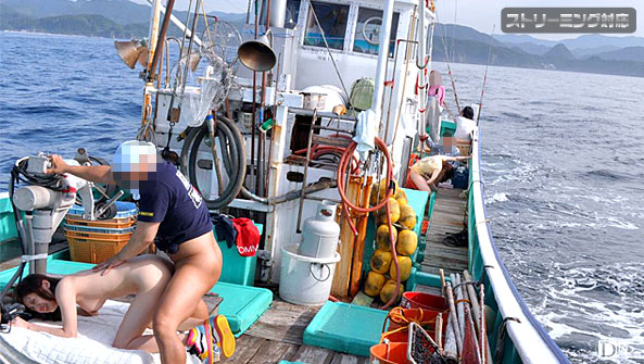 Carib 071710-429 Serina Hinata,Shibuki Rika,Uemura Miki,Hosaka Mao Let's Cum to the Ends of the World! (on a Fishing Boat Pt.1)