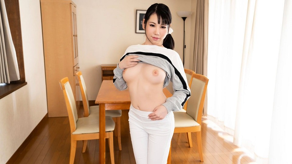 Caribbeancom 122819-001 Shiraki Riri Just Fitted Ass In Year-end Cleaning 2