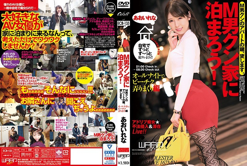 ECB-133 Let's Stay At M Man Kun House! Reina Aoi