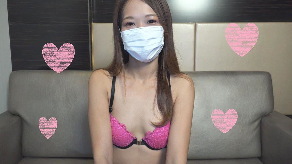FC2 PPV 1001647 Yuna chan 25 year old Tits Gal Slender BODY Deca nipple is very sensitive
