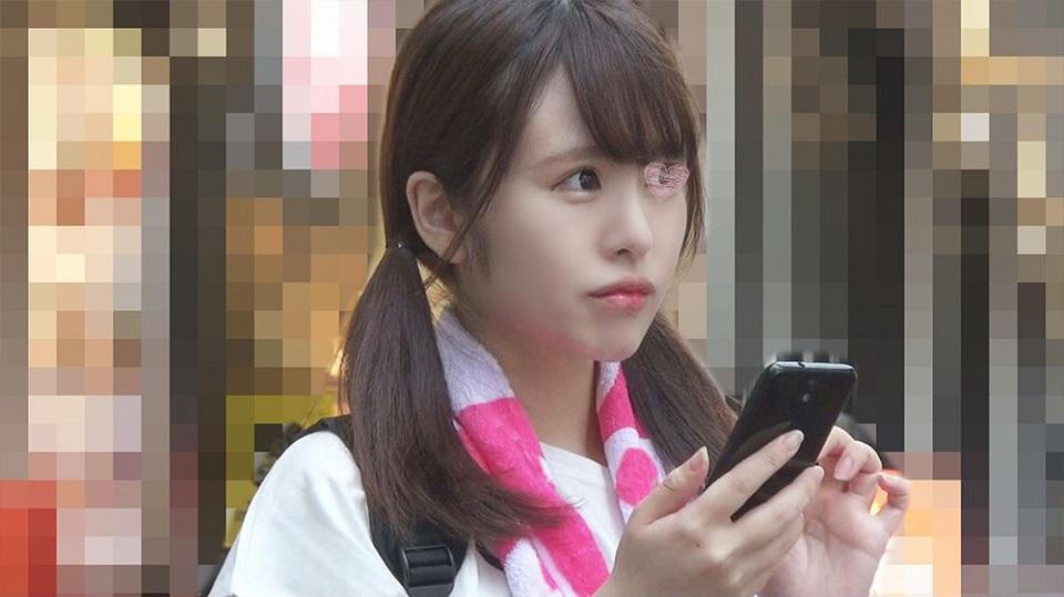 FC2 PPV 1106234 Uniform skirt after school Banga J ◎ × raw milk rubbed, half-beso