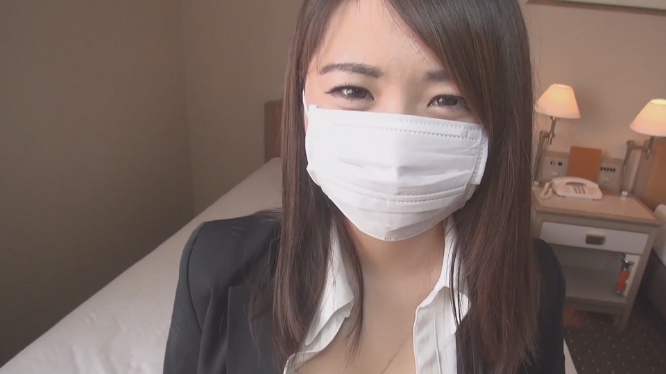 FC2 PPV 1228865-A Sakura-chan set of fair-skinned, calm, smiling and cute, job hunting students
