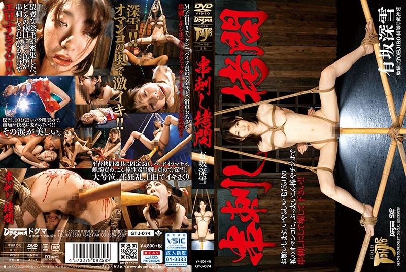 GTJ-074 Skewered Torture Miyuki Arisaka