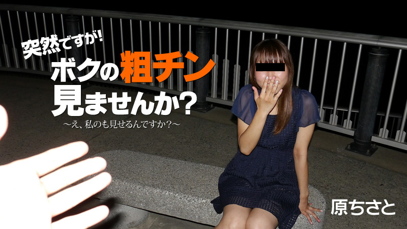 HEYZO 1823 Hara Chisato Would You Like to See My Small Prick? -What? So Do I?