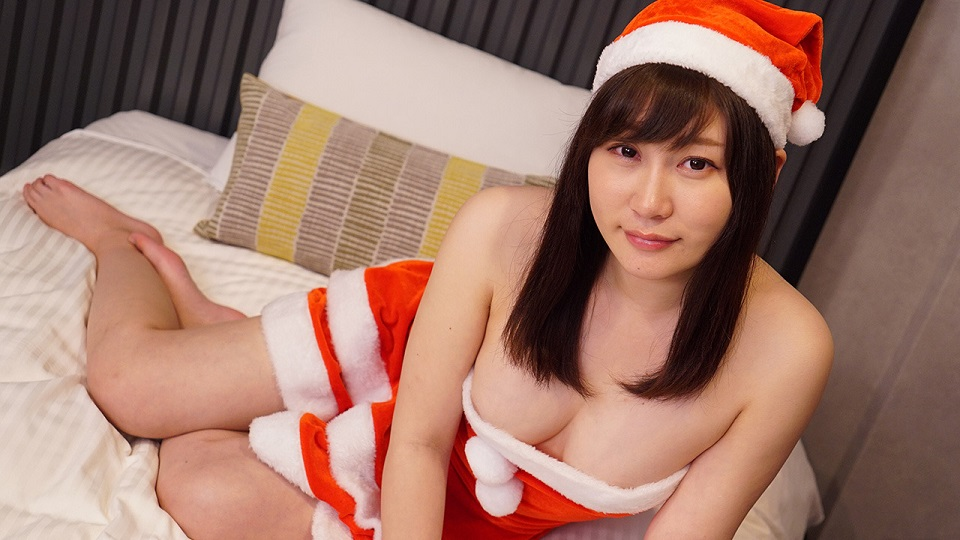 HEYZO 2161 Miyazono Momoko Holiday Ejaculation Into Busty Santa Girl' Mouth! -Happy Creampie, Too!!