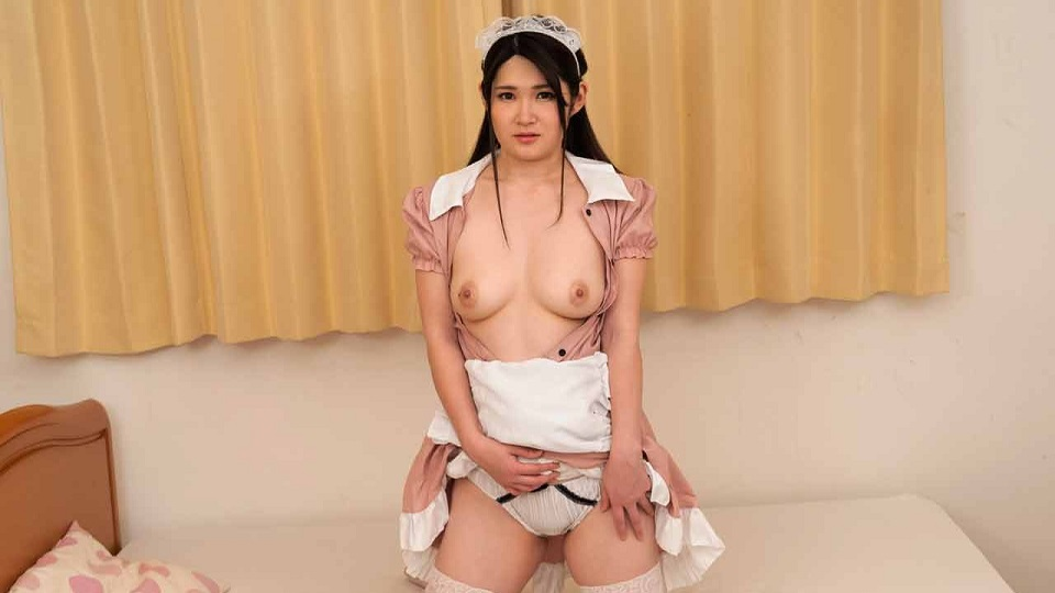 HEYZO 2214 Sakurai Ryouka Discrete Maid Is Ready For Naughty Care Vol.5