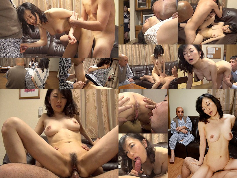 Jukujo-club 7749 The bride who became a father-in-law's toy-enjoyed by other men-Part 2 Sayoko Machimura