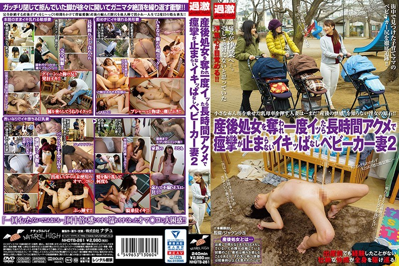 NHDTB-261 Spears Of Postpartum Virginity Once You Get Accustomed Convulsions Do Not Stop In Acme For A Long Time