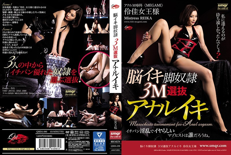 QRDA-090 Brain Eyeglass Slave 3M Selected Anal Wikia