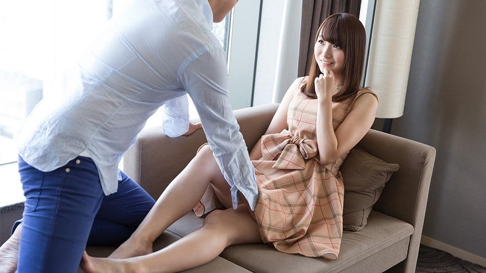 S-Cute 488_haruka_01 Etch seeking each other and neat beauty  Haruka