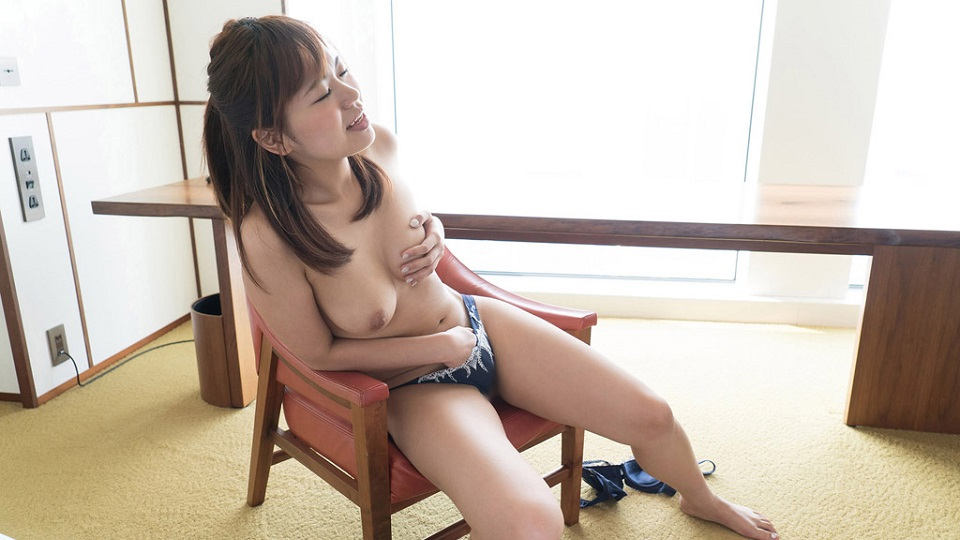 S-Cute 659_mako_02 I want to fingering both tits and dicks Masturbation / Mako