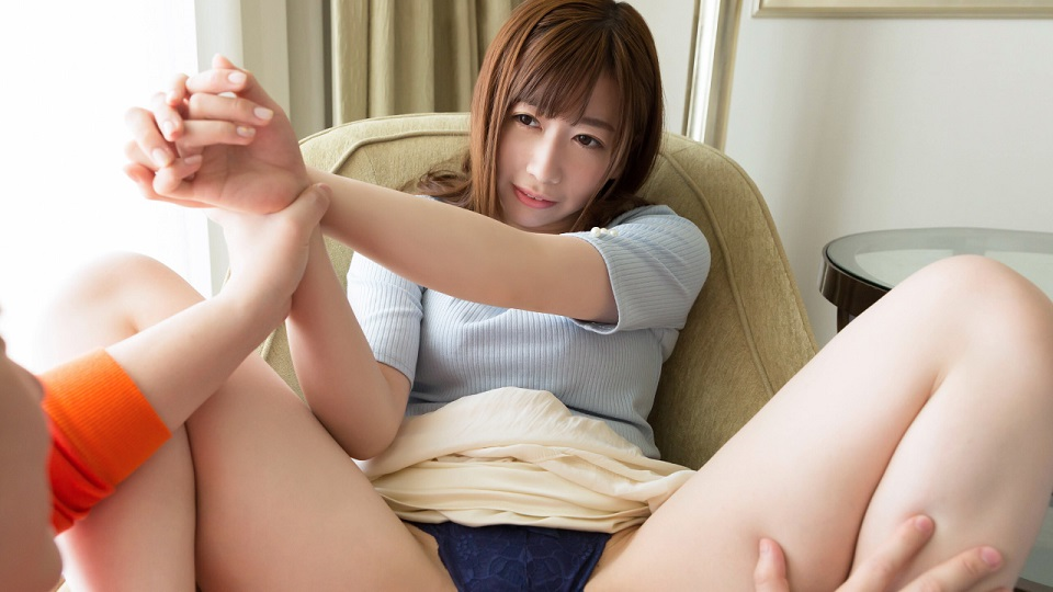 S-Cute 724_manami_01 SEX / Manami with a plump erotic butt