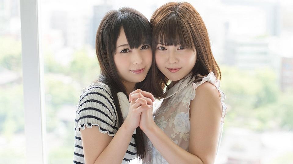 S-Cute relay_004 Yurina & Ruka 1 Lesbian Relay